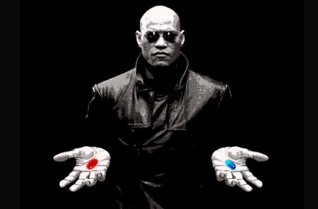 Only two pills - that could be false dichotomy